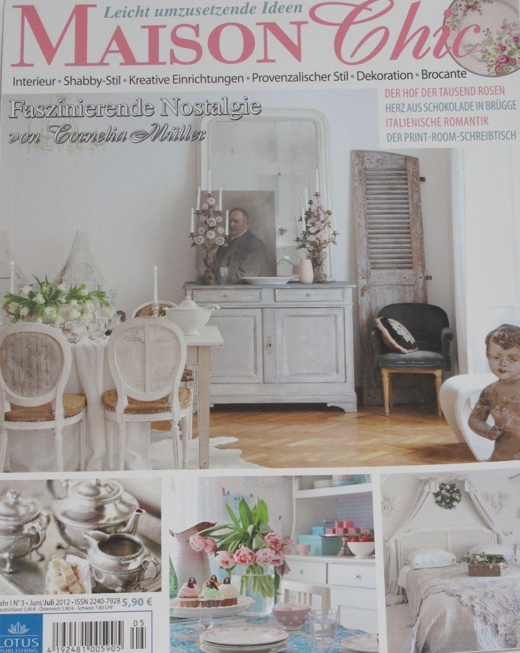Magazine maison chic magazine maison chic with magazine maison chic camille - Maison chic magazine ...